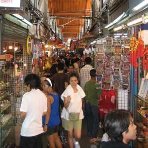 1. Chatuchak Market, Bangkok