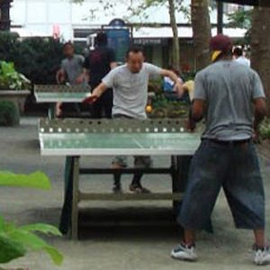 1. Things to Do With Kids in New York: Ping Pong