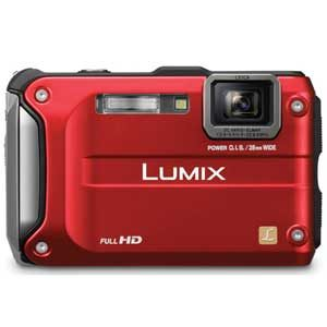 2. Panasonic Lumix Waterproof Digital Camera