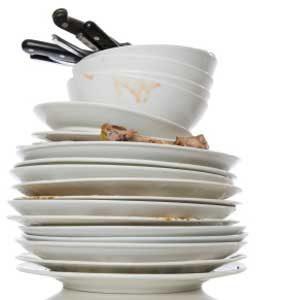 3. Make a Pot or Dish Scrubber