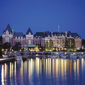 7. Haunted Hotels: The Fairmont Empress, Victoria, BC