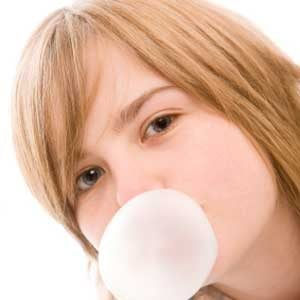 3. Remove Chewing Gum from Hair