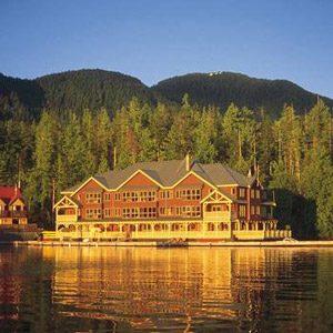 1. King Pacific Lodge, Princess Royal Island, British Columbia