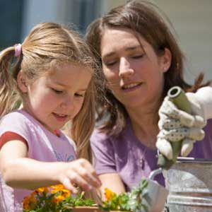 3. Visit Your Garden Frequently