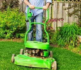 Maintaining Your Mower