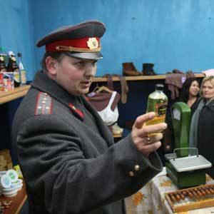 4. 1984 Išgyvenimo Drama (Soviet Bunker), Lithuania