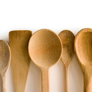3. Create a Spoon Rest