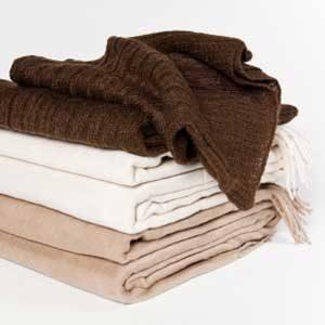 2. Bundle Blankets for Storage