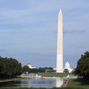 7. Top North American Cities: Washington D.C.