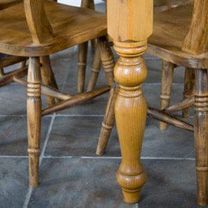 2. Prop Up Uneven Furniture