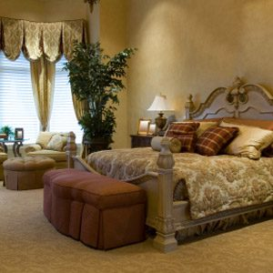 2. Personalize a Room with Textiles