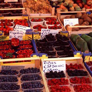 3. Visit the city market