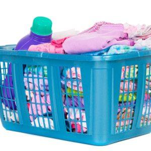 4. Lessen laundry