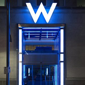 4. The W, Montreal, Quebec