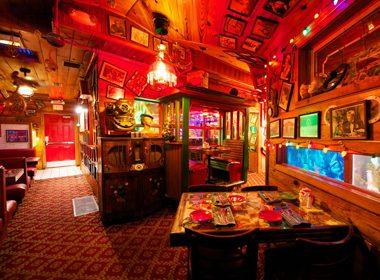 5. The Bubble Room - Captiva Island, Florida