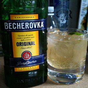 6. Becherovka