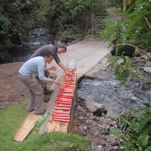 Spring break ideas for family adventures: Cotopaxi Service Project, Quito, Ecuador