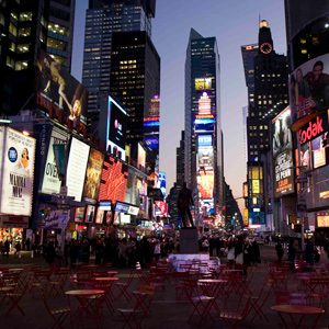 6. Things to Do With Kids in New York: Times Square