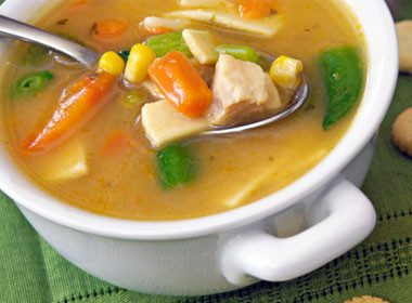 Don't Ignore Nana: Chicken Soup Has Been Proven to Help