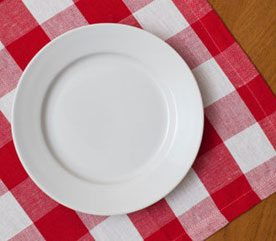 Secret 8: They Don't Always have Three Square Meals a Day