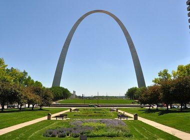 Gateway Arch - Missouri, USA