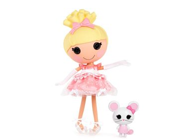 Lalaloopsy Cinder Slippers