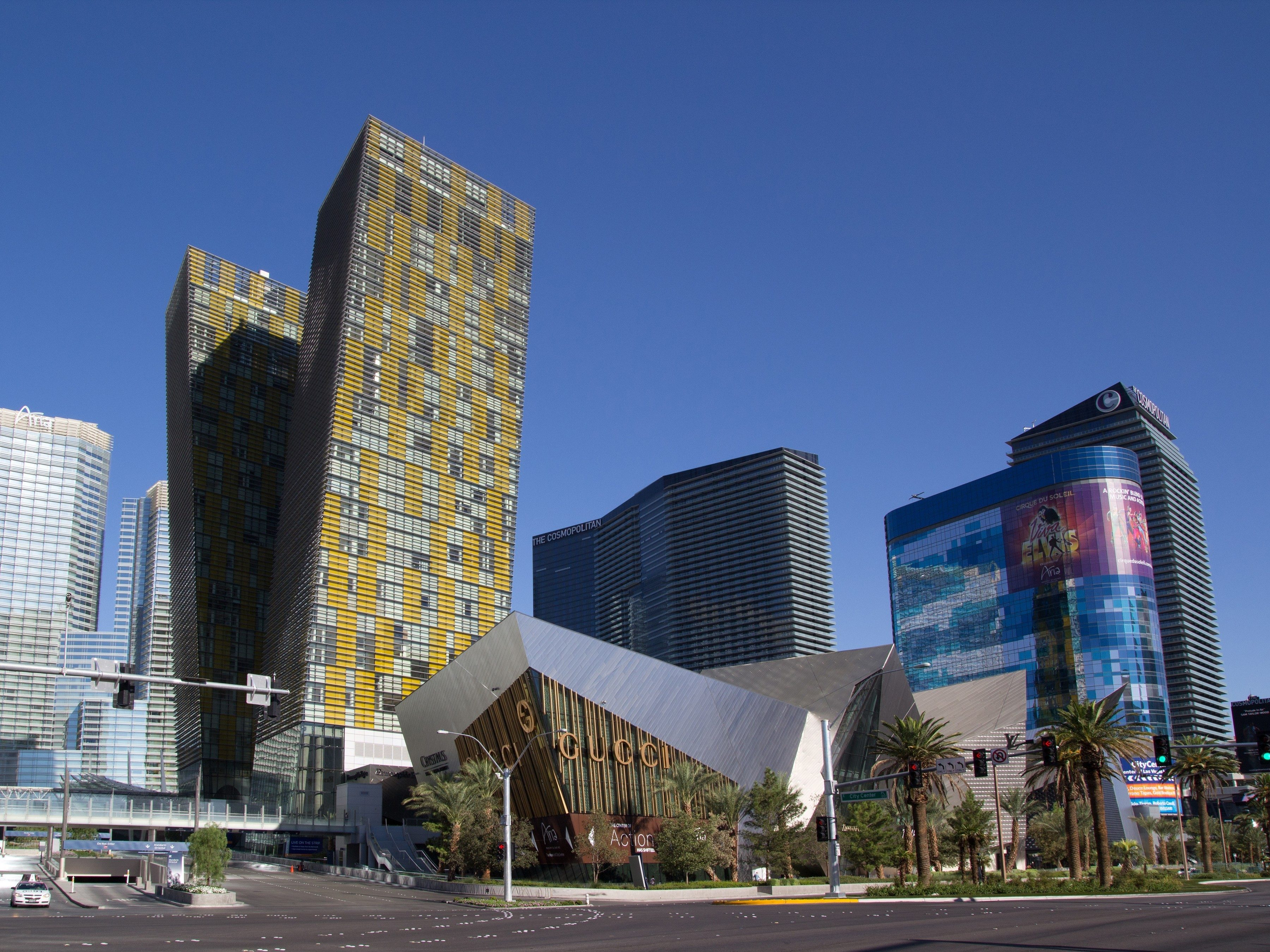 10 Amazing Reasons to Visit Las Vegas: City Center