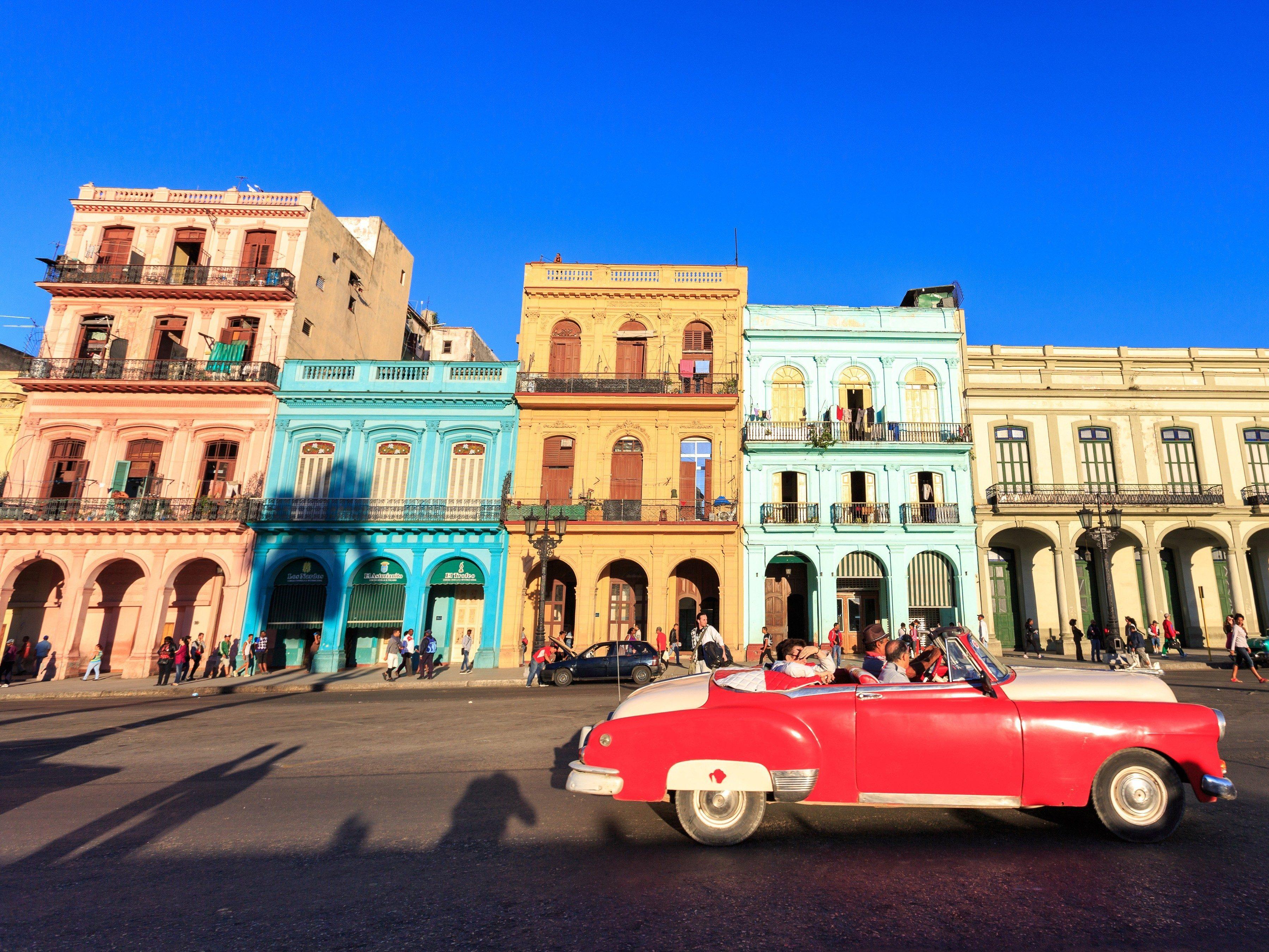 World's 10 Sexiest Places: Havana, Cuba
