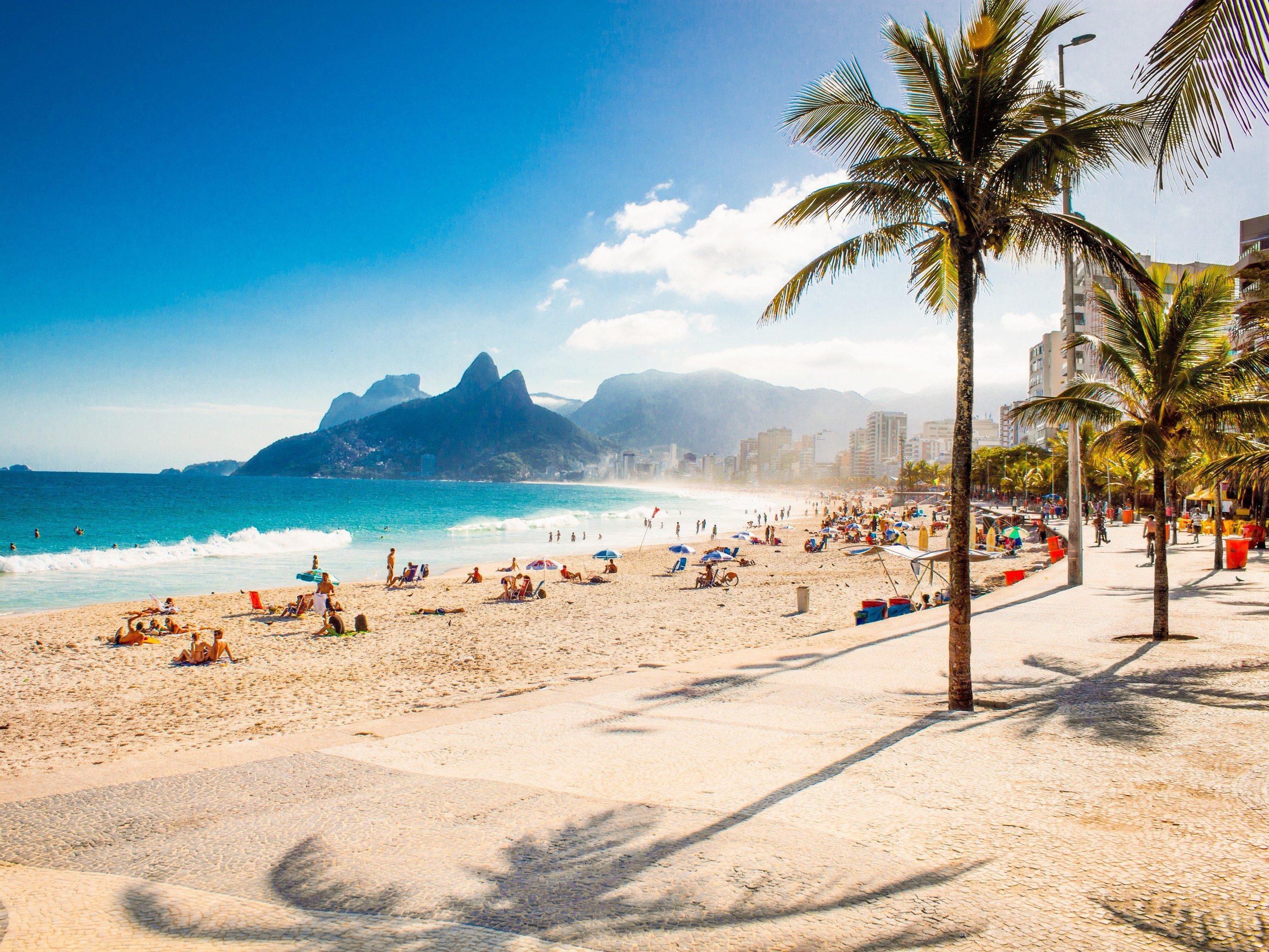 World's 10 Sexiest Places: Ipanema, Brazil