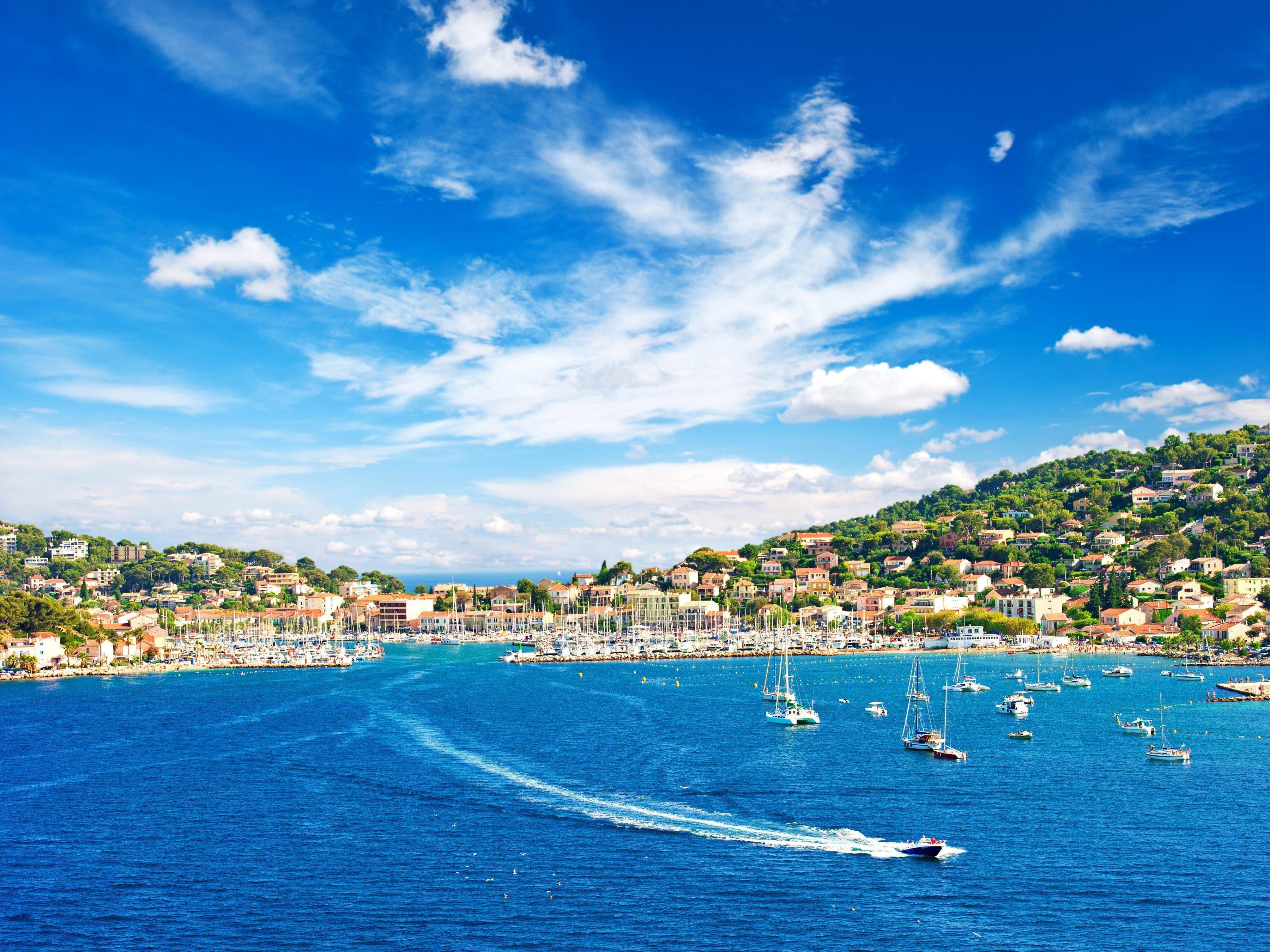 World's 10 Sexiest Places: Saint-Tropez, France