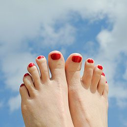 Things to Do With Tea: Stop Foot Odour
