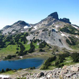Beautiful hiking trails in Canada