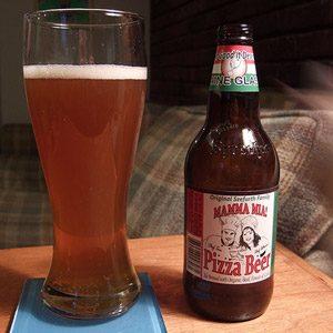 10. Pizza Beer