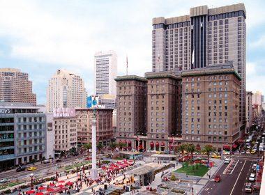 Westin St. Francis Hotel - San Francisco, California, USA