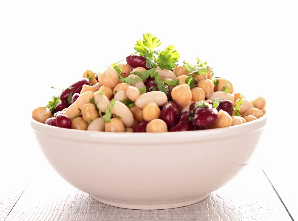 Don't Forget Canned Beans