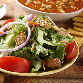 Start With Salad