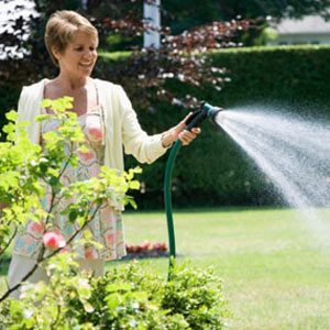9. Don't Overwater Your Lawn