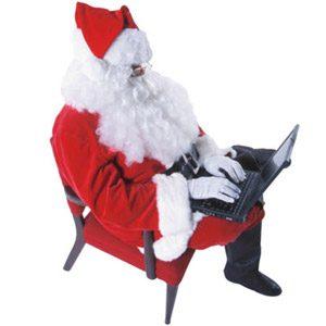 7. Santa Academy Exists