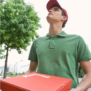 Pizza Guy Won't Reveal: He Can't Wait Forever