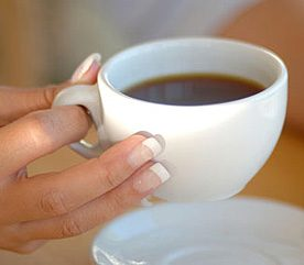 3. Drink a Cup of Coffee