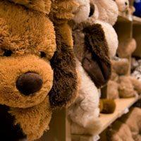 12. Bag Stuffed Animals