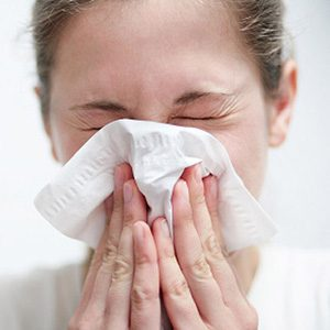 8. Sick? Stay Home