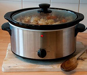 15. Use Your Slow Cooker