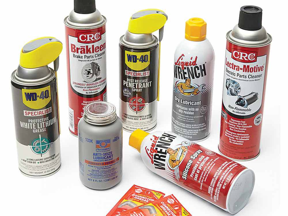 Chemicals to Keep on Hand