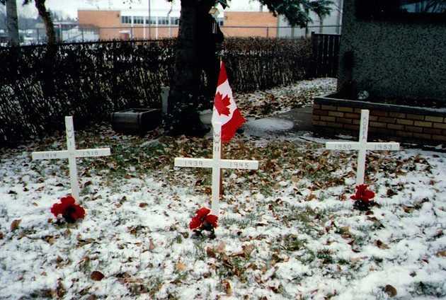Commemorating their Sacrifice