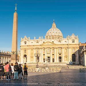 2. Visit Vatican City