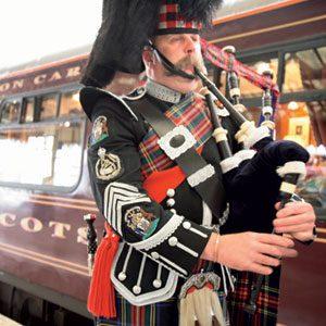 1. The Royal Scotsman