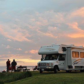 Great spots to RV: Nova Scotia