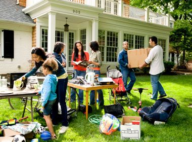 Find New Homes for Furniture