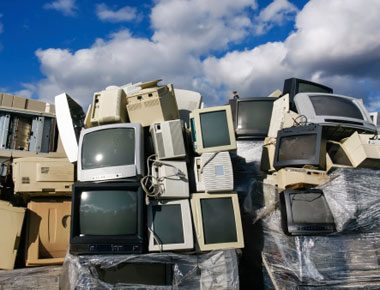 Seek Out E-Waste Resources